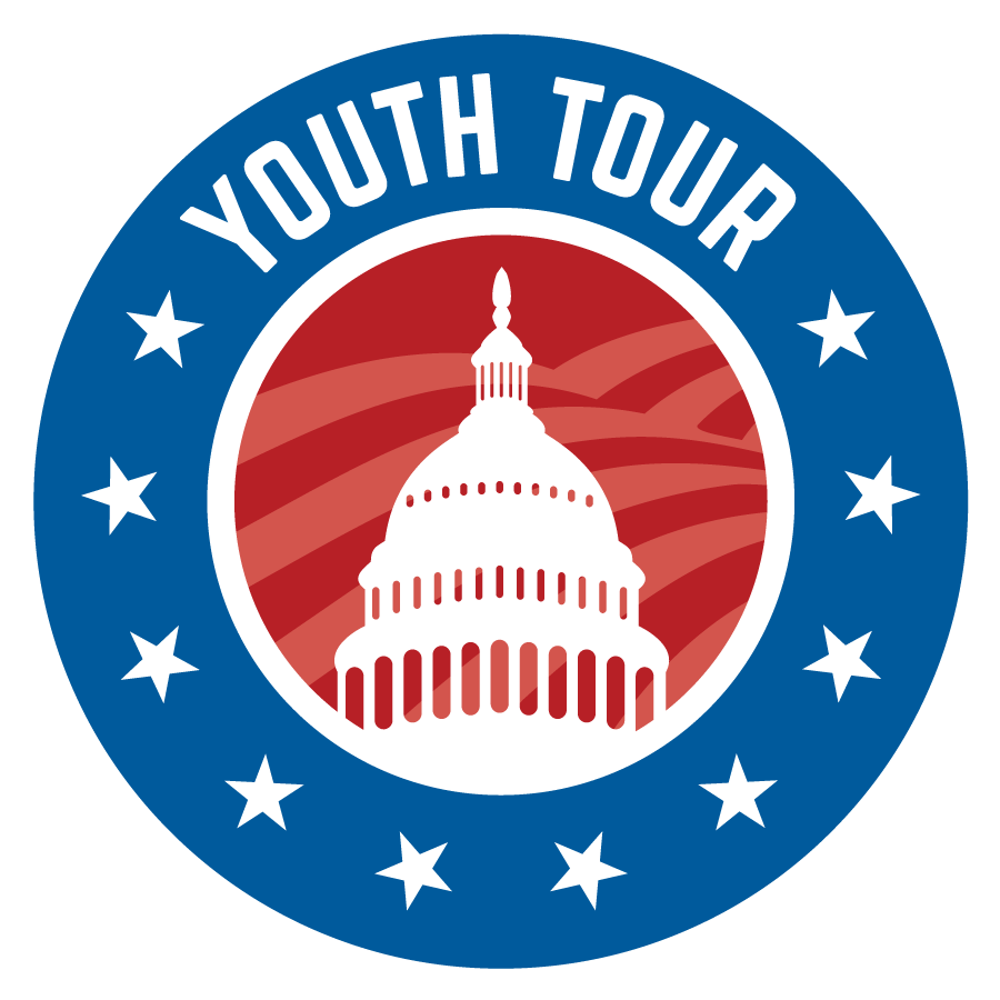 Youth Tour Electric Coop Logo
